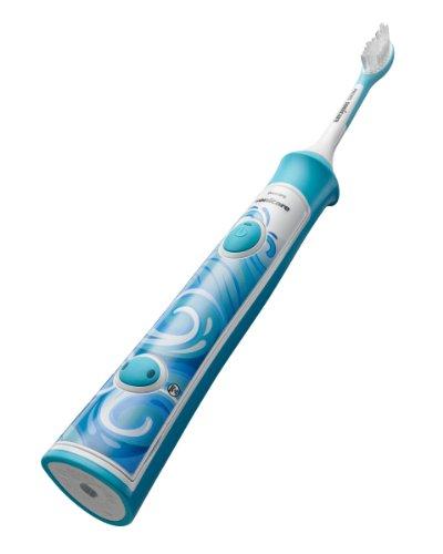 zähne mit elektrischer zahnbürste putzen